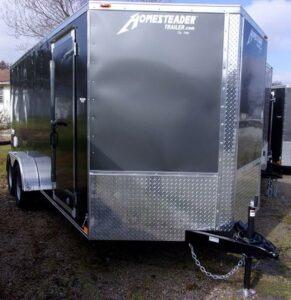 rental trailers Homesteader Intrepid
