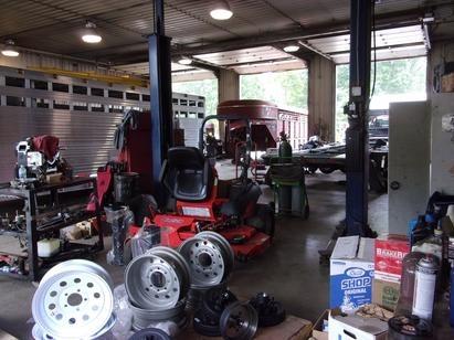 Trailer Repair Tadlock Trailer Sales Service and Parts