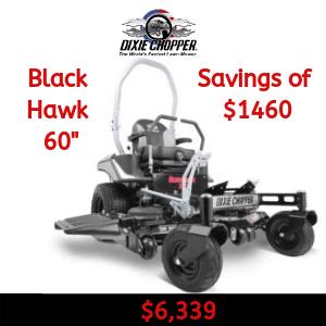 DC Black Hawk 60 inch